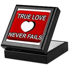 TRUE LOVE Keepsake Box