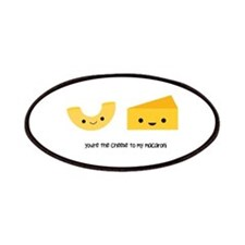 Macaroni and Cheese Patches