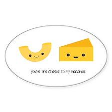 Macaroni and Cheese Decal