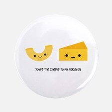 "Macaroni and Cheese 3.5"" Button (100 pack)"