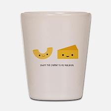 Macaroni and Cheese Shot Glass