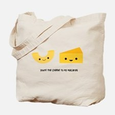Macaroni and Cheese Tote Bag