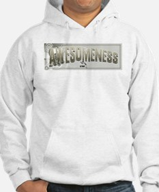 Awesome Awesomeness Cool Teenagers Hoodie