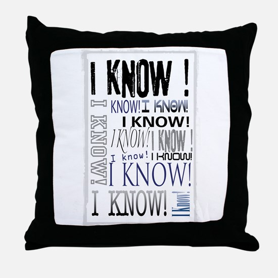 I know! I Know!! Teenagers knows it all.. Throw Pi