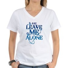 Teenagers attitude - Just Leave Me Alone T-Shirt