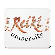 Reiki Healing University Mousepad