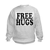 Free hugs Crew Neck