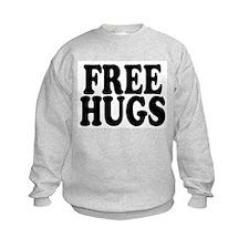 Funny Hugs Sweatshirt