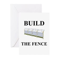 Build the Border Fence Greeting Cards (Package of