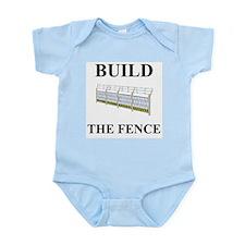 Build the Border Fence Infant Bodysuit