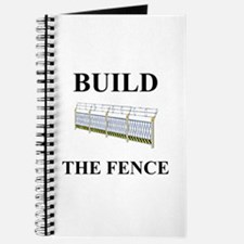 Build the Border Fence Journal
