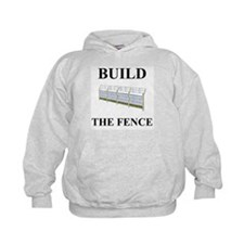 Build the Border Fence Hoodie