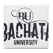 Bachata Dance University Tile Coaster
