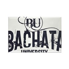 Bachata Dance University Rectangle Magnet