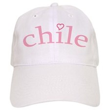 """Chile with Heart"" Baseball Cap"