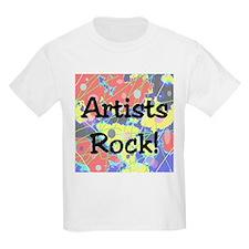 Artists Rock! T-Shirt