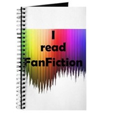 I read FanFiction Journal