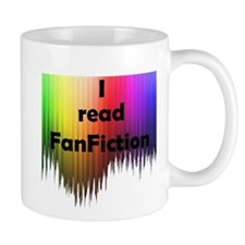 I read FanFiction Mug