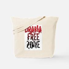 Drama FREE ZONE Tote Bag