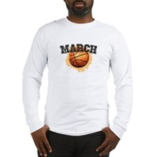 March Madness Long Sleeve T-Shirt