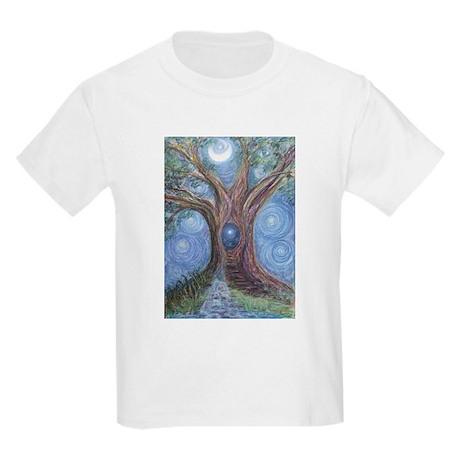 Magical Womb Tree Kids T-Shirt