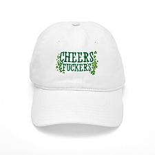 Cheers Fuckers Baseball Baseball Cap