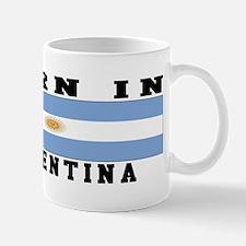 Born In Antigua and Barbuda Mug