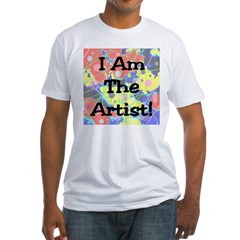 I Am The Artist! Shirt
