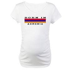 Born In Armenia Shirt