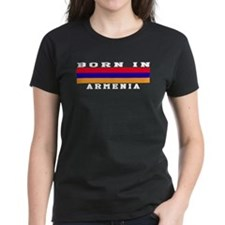 Born In Armenia Tee