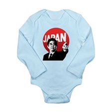 Abe Japan Long Sleeve Infant Bodysuit
