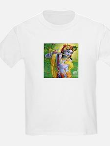 I Love you Krishna. T-Shirt