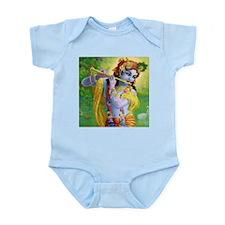 I Love you Krishna. Infant Bodysuit