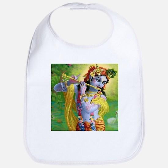 I Love you Krishna. Bib