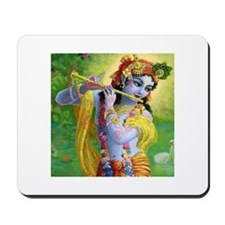 I Love you Krishna. Mousepad