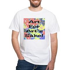 Art For Art's Sake Shirt