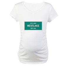 Westlake, Texas City Limits Shirt