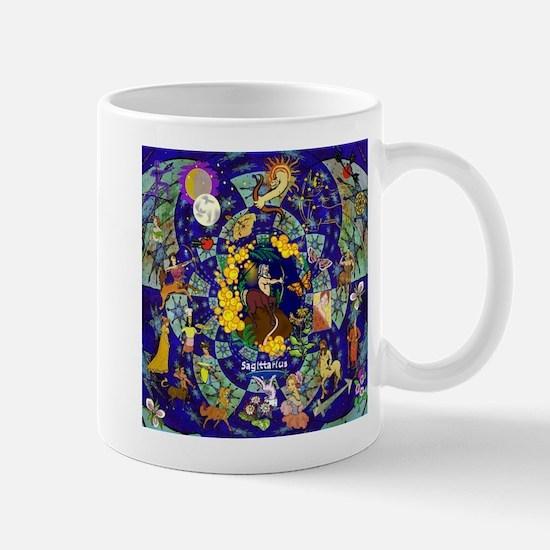 Star Quilt Sagittarius Mugs