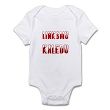 Linksmu Kaledu Infant Bodysuit