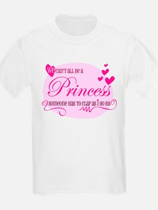 I'm the Princess T-Shirt