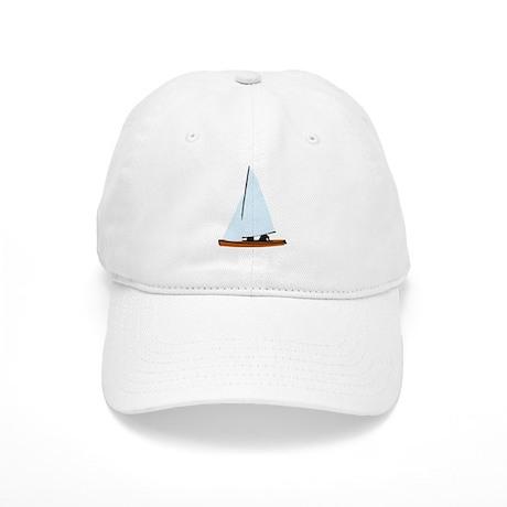 sailing ship Baseball Cap