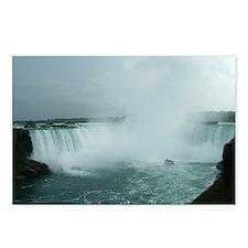 Niagara Falls Postcards (Package of 8)