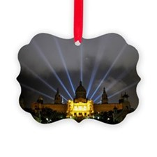Barcelona Museu Ornament