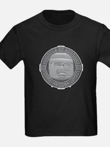Olmec Grey T-Shirt
