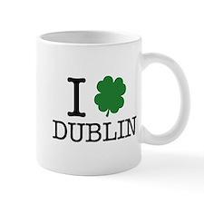 I Shamrock Dublin Mug