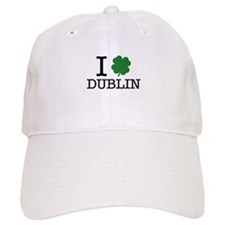 I Shamrock Dublin Hat