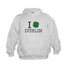 I Shamrock Dublin Hoodie