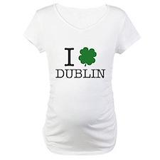 I Shamrock Dublin Shirt