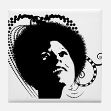 Art Love Tile Coaster