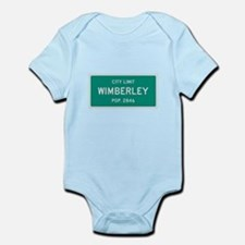 Wimberley, Texas City Limits Body Suit